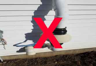 radon system errors